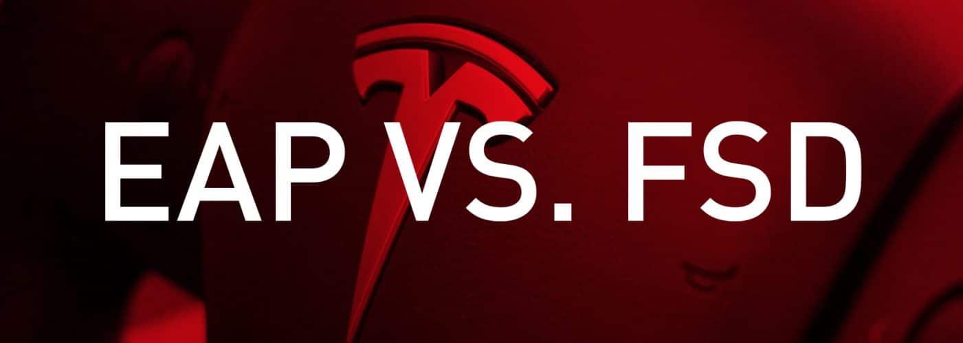 Tesla Model 3 Autopilot VS. erweiterte Autopilot-Funktionalität VS. volles Potenzial für autonomes Fahren.