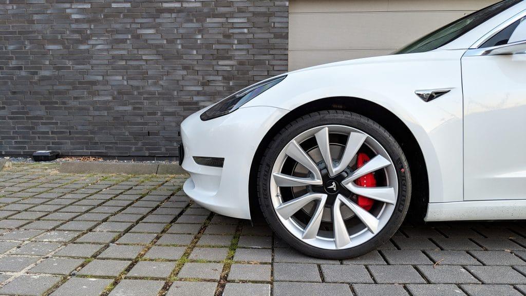 Tesla Model 3 Test - Fahrbericht
